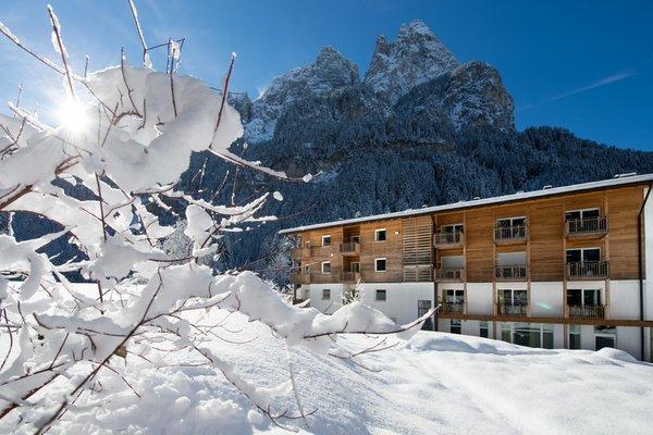 Foto invernale di presentazione Bad Ratzes - Hotel 4 stelle