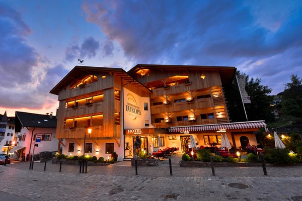 Foto estiva di presentazione Vitalpina Wanderhotel Europa - Hotel 4 stelle