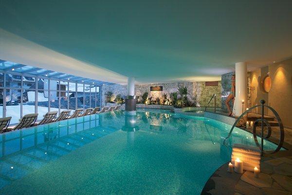 La piscina Vitalpina Wanderhotel Europa - Hotel 4 stelle