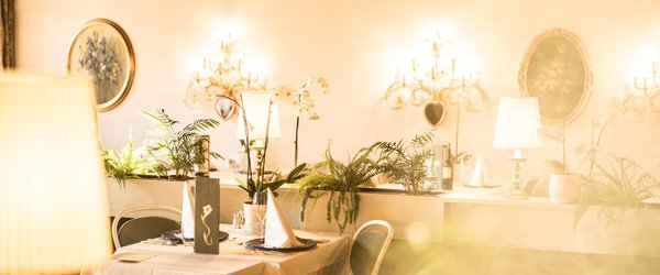 Das Restaurant Seis am Schlern Enzian Genziana - Alpines Beauty & Wellness