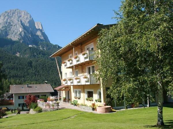 Foto estiva di presentazione Parc Hotel Florian - Hotel 3 stelle