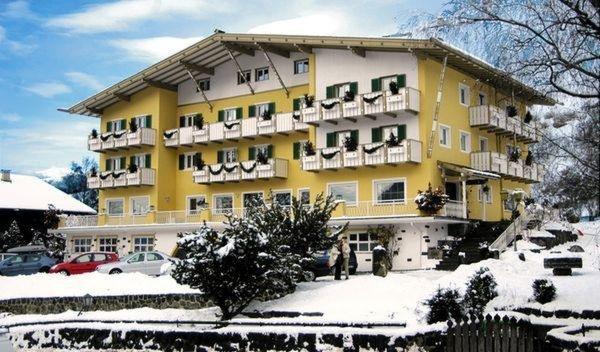 Foto invernale di presentazione Parc Hotel Florian - Hotel 3 stelle