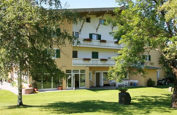 Foto esterno in estate Parc Hotel Florian