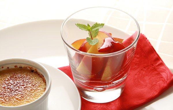 Ricette e proposte gourmet Parc Hotel Florian