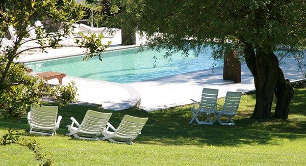La piscina Parc Hotel Florian - Hotel 3 stelle