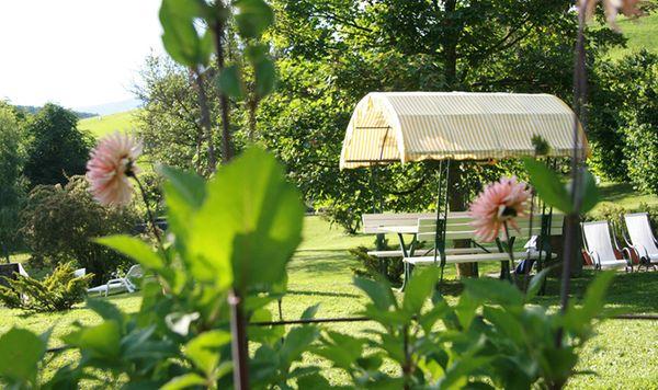 Foto del giardino Siusi allo Sciliar