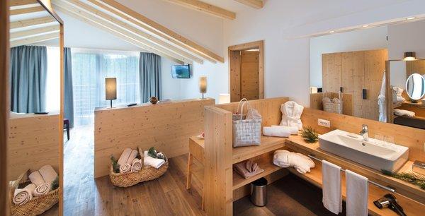 Foto del bagno Hotel Waldrast