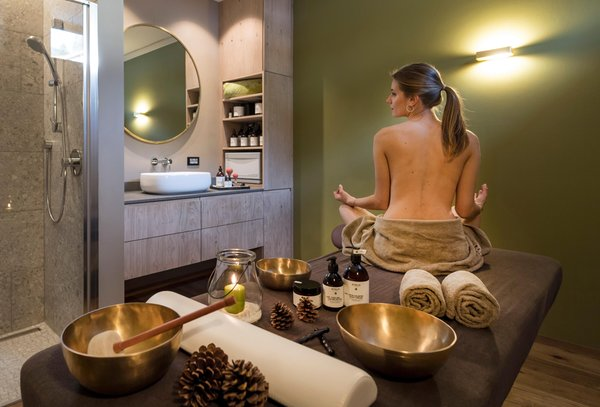 Photo of the wellness area Hotel Waldrast Dolomiti