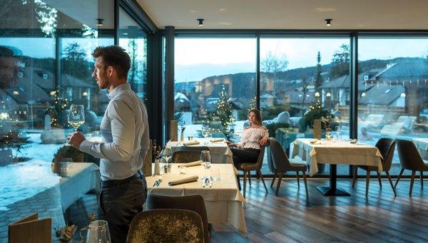Il ristorante Siusi allo Sciliar Waldrast