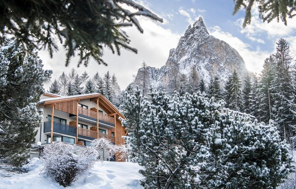 Photo exteriors in winter Waldrast Dolomiti