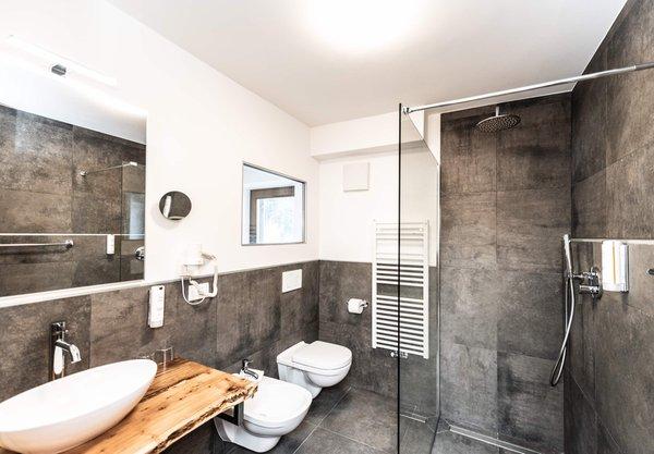 Foto del bagno B&B-Hotel Profanter