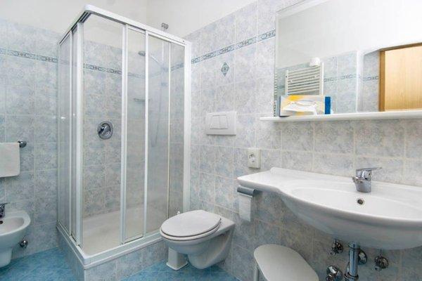 Foto del bagno Albergo Borest