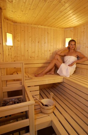 Foto della sauna Siusi allo Sciliar