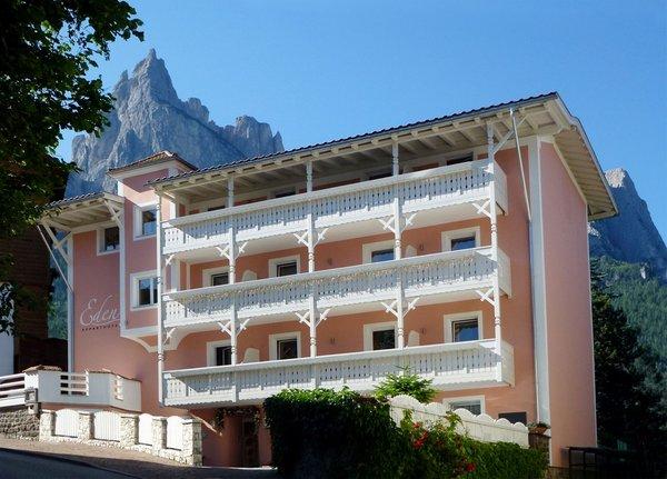 Foto estiva di presentazione Residence Apparthotel Eden