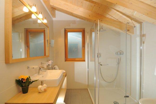 Foto del bagno Residence Nussbaumer