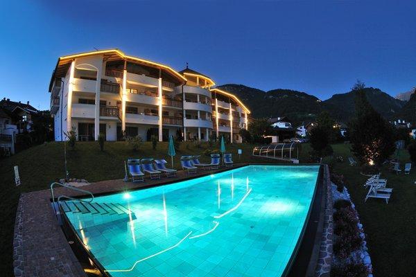 La piscina Nussbaumer - Residence 3 stelle sup.