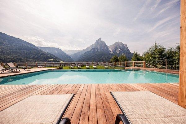 La piscina Sonus Alpis - Hotel + Residence 4 stelle