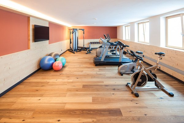 Photo of the fitness area Hotel + Residence Sonus Alpis