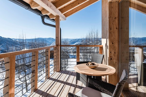 Foto del balcone Sonus Alpis