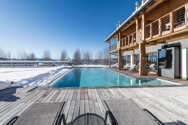Foto invernale di presentazione Sonus Alpis - Hotel + Residence 4 stelle