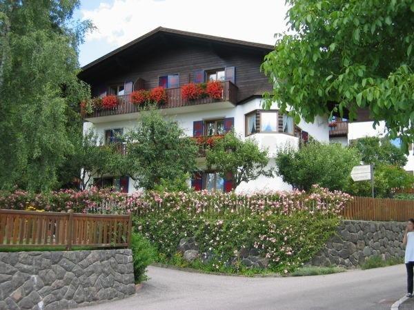 Foto estiva di presentazione Burgfrieden - Appartamenti 3 soli