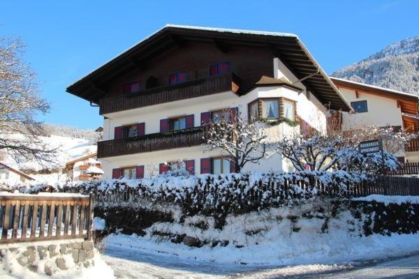 Foto invernale di presentazione Burgfrieden - Appartamenti 3 soli