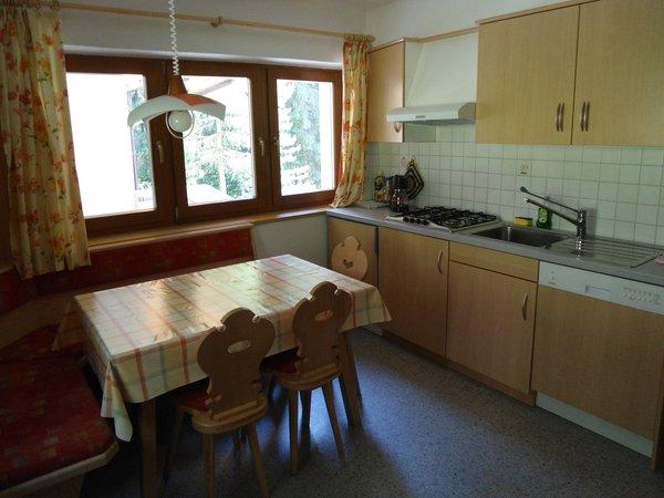 Foto della cucina Jägerhaus