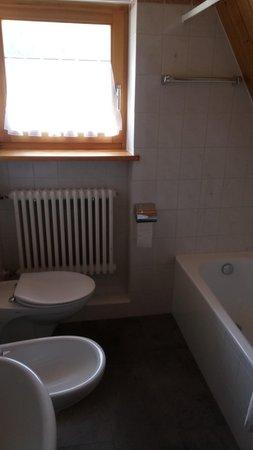 Foto del bagno Appartamenti Kohlstatt