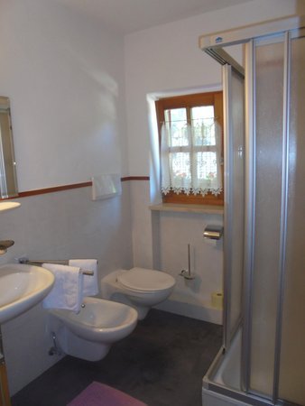 Photo of the bathroom Apartments Kohlstatt