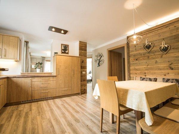 Foto della cucina Apartments Sella