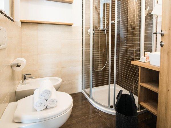 Foto del bagno Apartments Sella