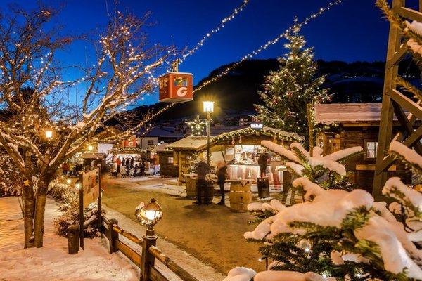 Winter Präsentationsbild Dolomites Val Gardena - Tourismusverband