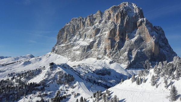 Winter presentation photo Tourist board Selva Gardena / Wolkenstein