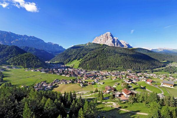 Summer presentation photo Tourist board Selva Gardena / Wolkenstein