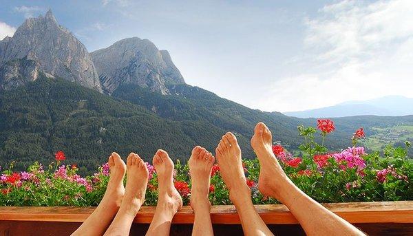 Foto vom Balkon Kamaunhof