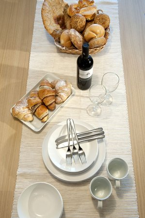Das Frühstück Kamaunhof - Zimmer + Ferienwohnungen auf dem Bauernhof 2 Blumen