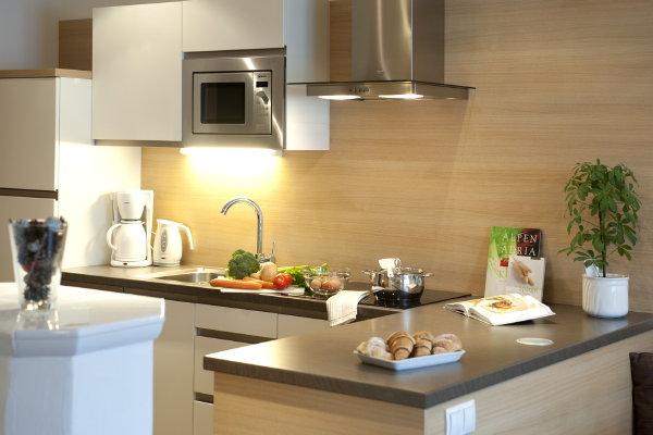 Foto der Küche Kamaunhof