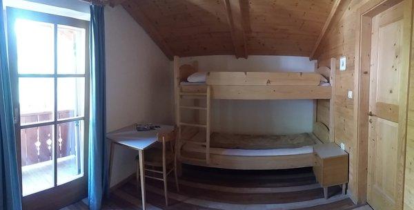 Foto della camera Camere in agriturismo Verleierhof / Vigiler Heubadl