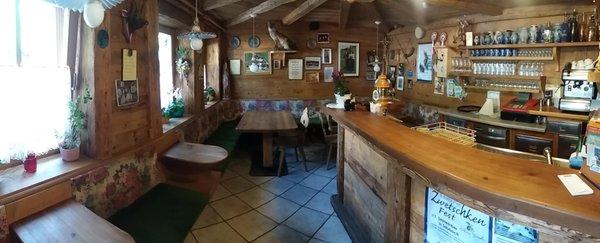 Foto del bar Camere in agriturismo Verleierhof / Vigiler Heubadl