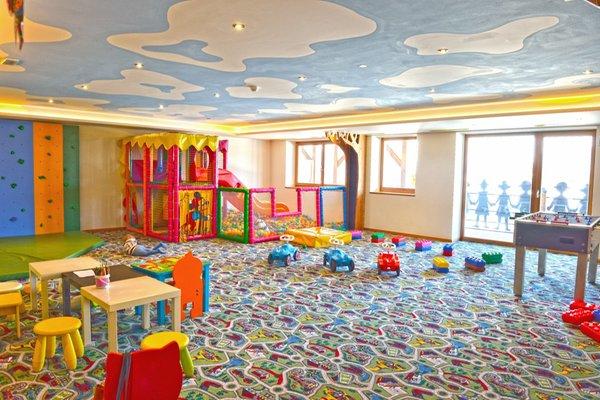 La sala giochi Hotel Emmy