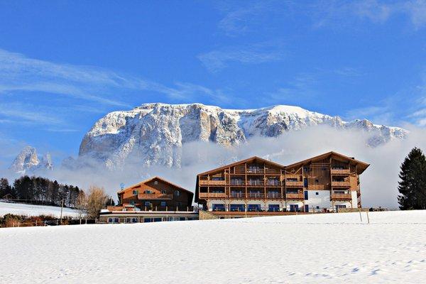 Foto invernale di presentazione Hotel Emmy