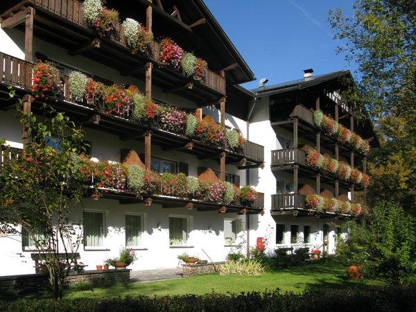 Aparthotel perwanger fi allo sciliar alpe di siusi for Aparthotel bressanone