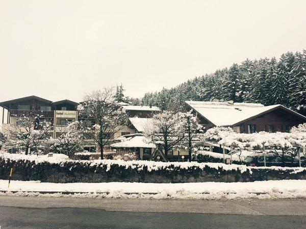 Foto esterno in inverno St. Anton