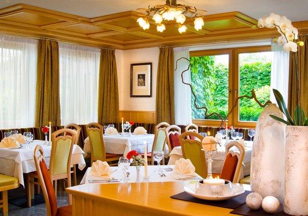 Il ristorante Fiè allo Sciliar St. Anton