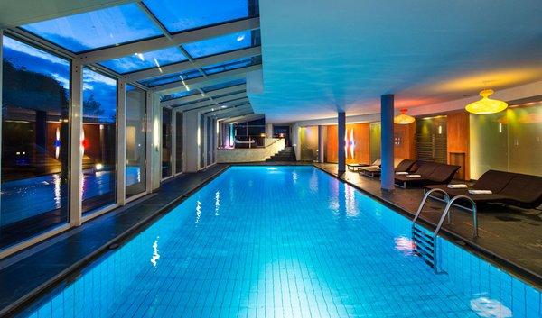 La piscina St. Anton - Hotel 3 stelle sup.