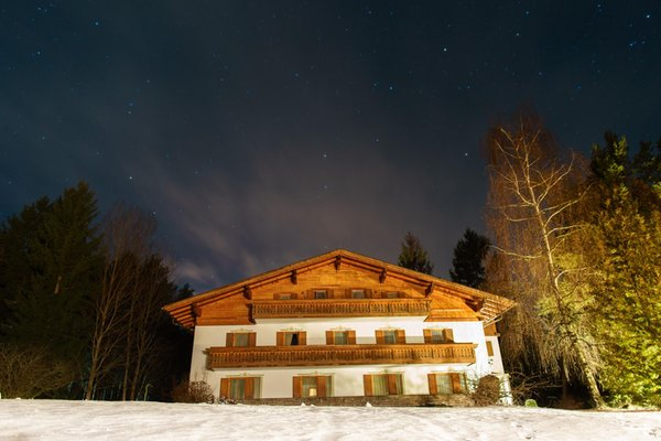 Photo exteriors in winter Waldsee