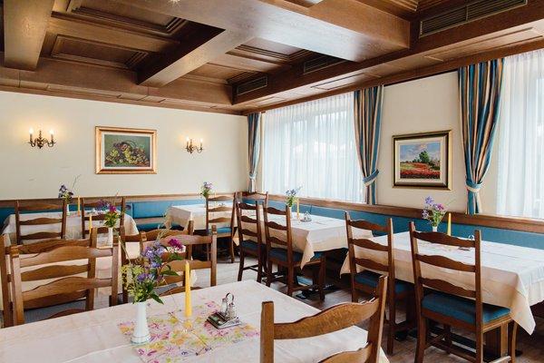 Il ristorante Fiè allo Sciliar Waldsee