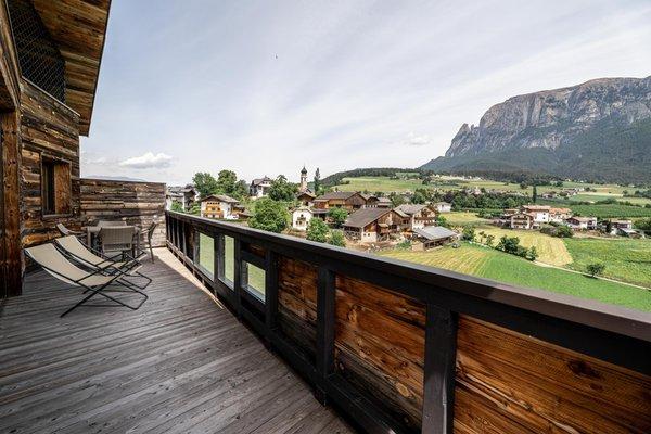 Photo of the balcony Chalet Simonazzi