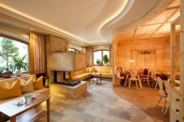 Die Gemeinschaftsräume Residence Wellness & Relax Wolfgang