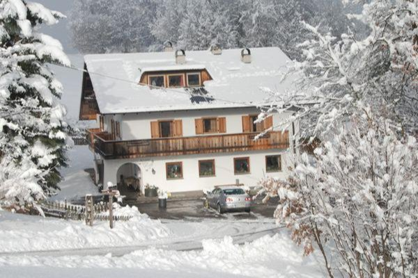 Foto invernale di presentazione Clara - Residence 2 stelle
